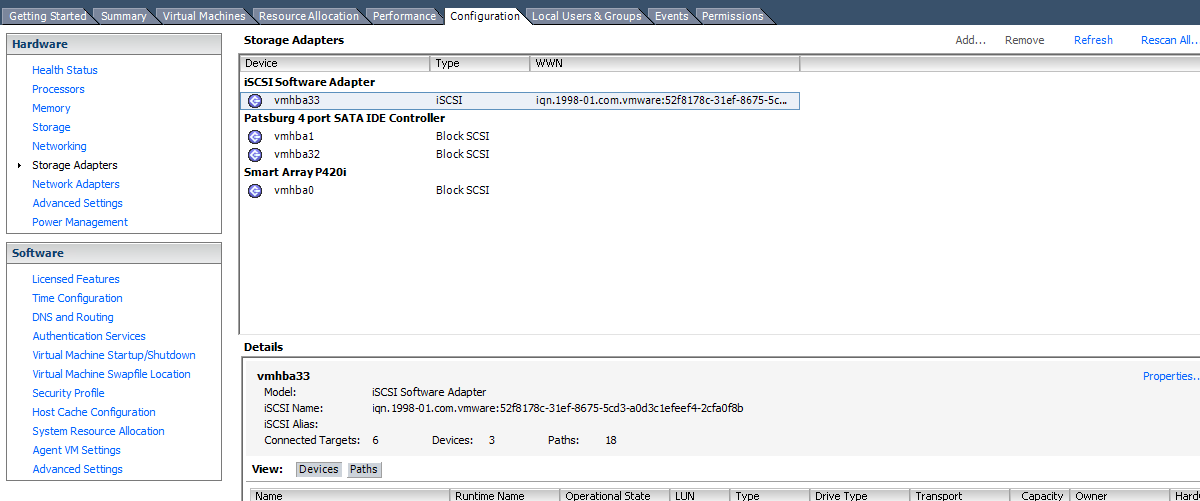 How to set up VMware ESXi, a Synology iSCSI NAS, and Active/Active ...