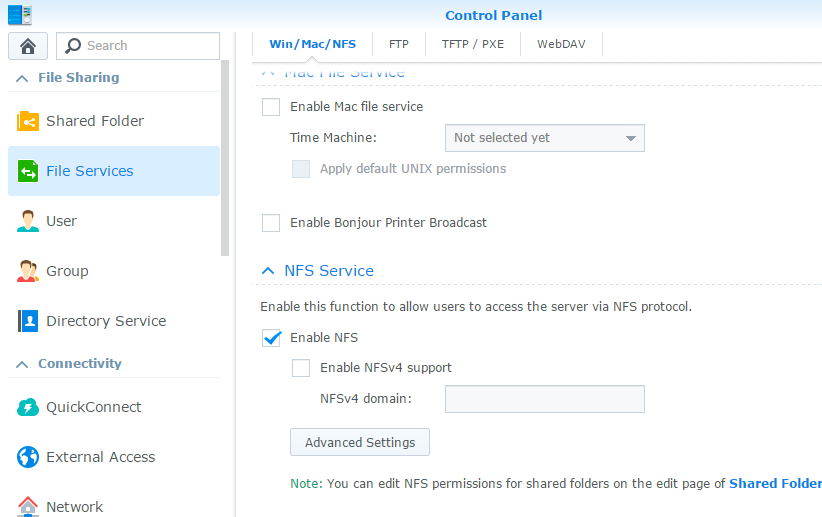 HOW TO SET UP VMWARE ESXI, A SYNOLOGY NFS NAS, AND FAILOVER